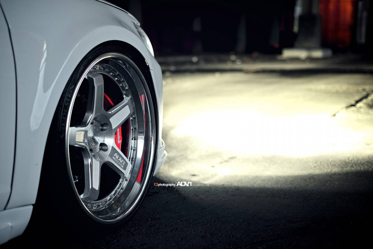 Volkswagen Passat CC Gets ADV.1 Wheels - autoevolution