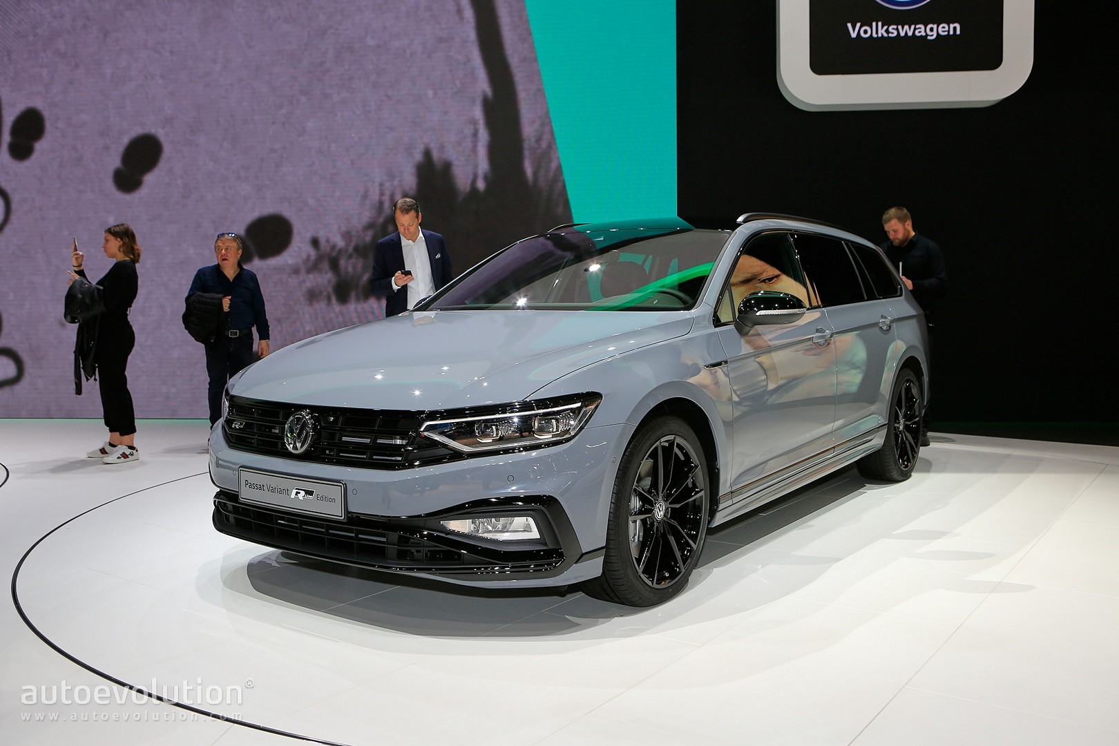 Volkswagen Passat EV Will Probably Arrive As Early As 3