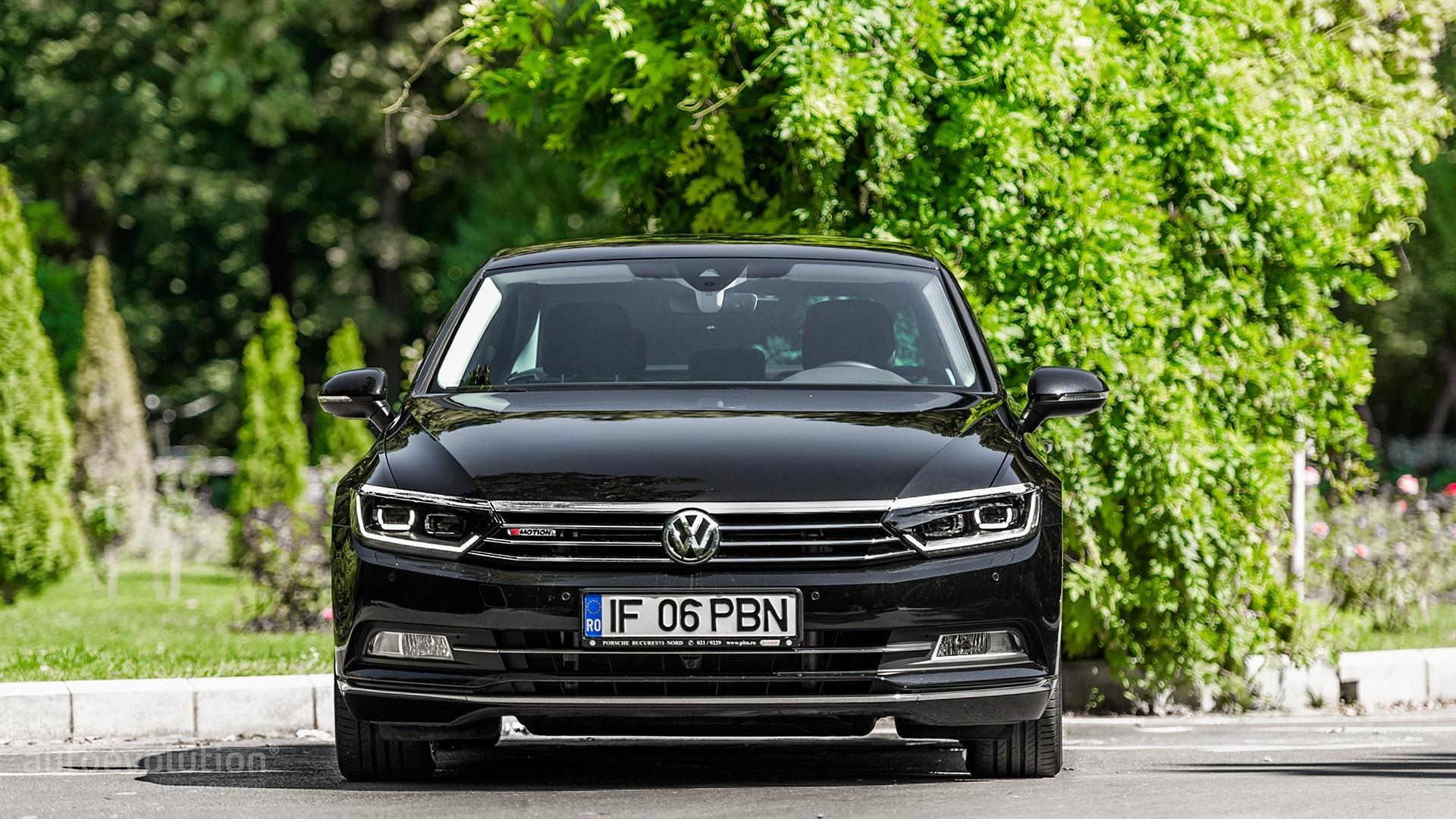 volkswagen passat facelift coming in 2018 with arteon. Black Bedroom Furniture Sets. Home Design Ideas