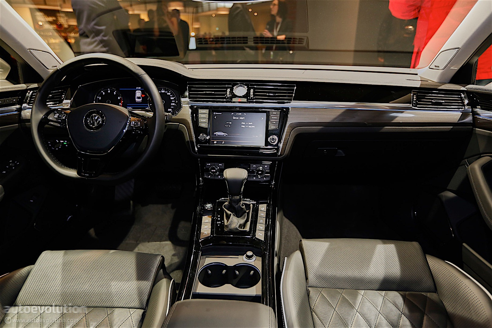 2016 volkswagen phideon revealed to europeans will be sold in china