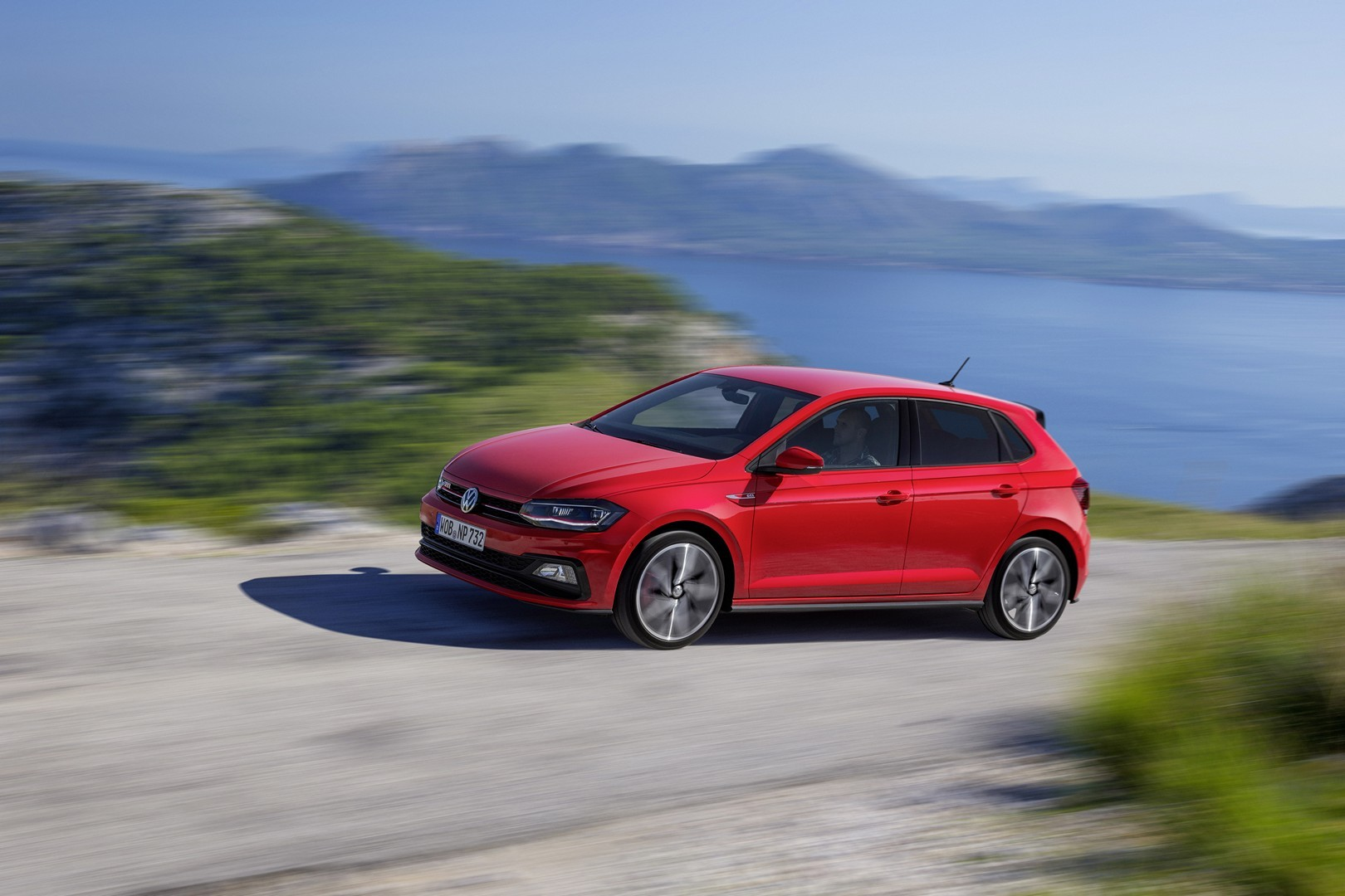 Volkswagen Polo Ad Banned from TV for Encouraging Reckless Driving - autoevolution
