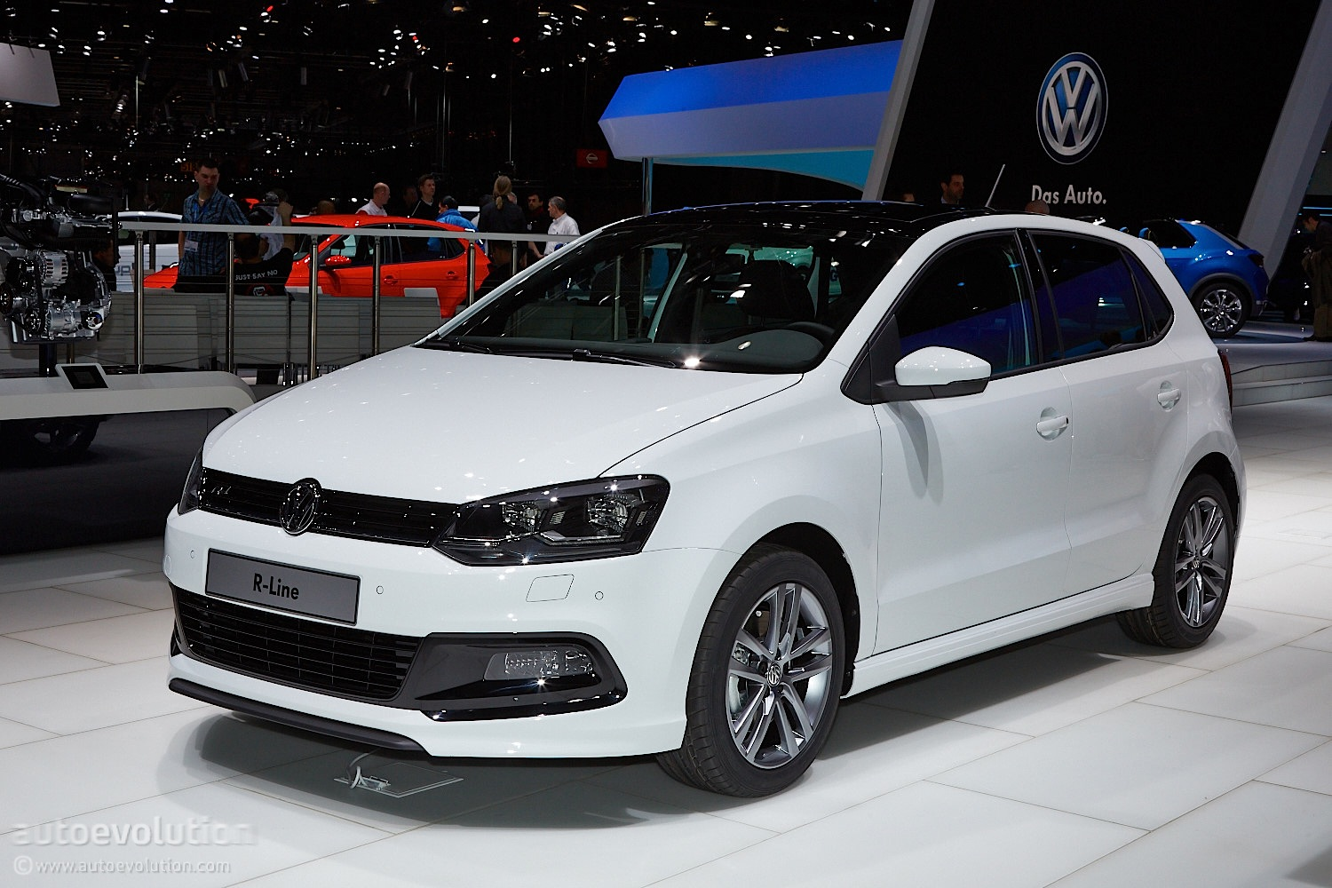 Volkswagen Polo Facelift Family Detailed in Geneva [Live ...