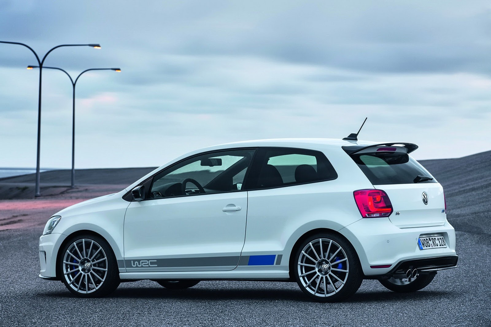 Volkswagen Polo R Wrc Production Car Pics Aplenty