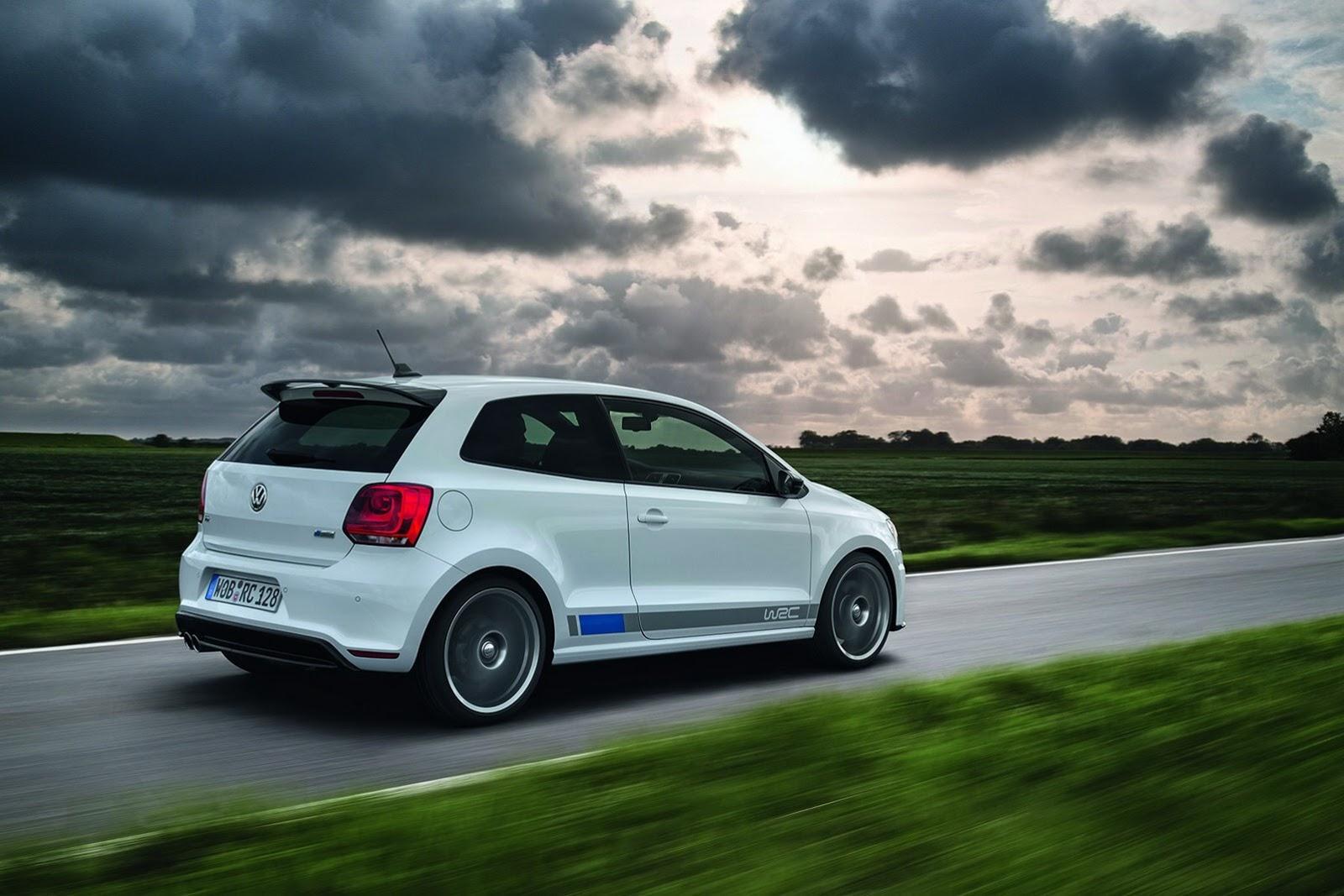 Car Auction Online >> Volkswagen Polo R WRC Production Car: Pics Aplenty - autoevolution