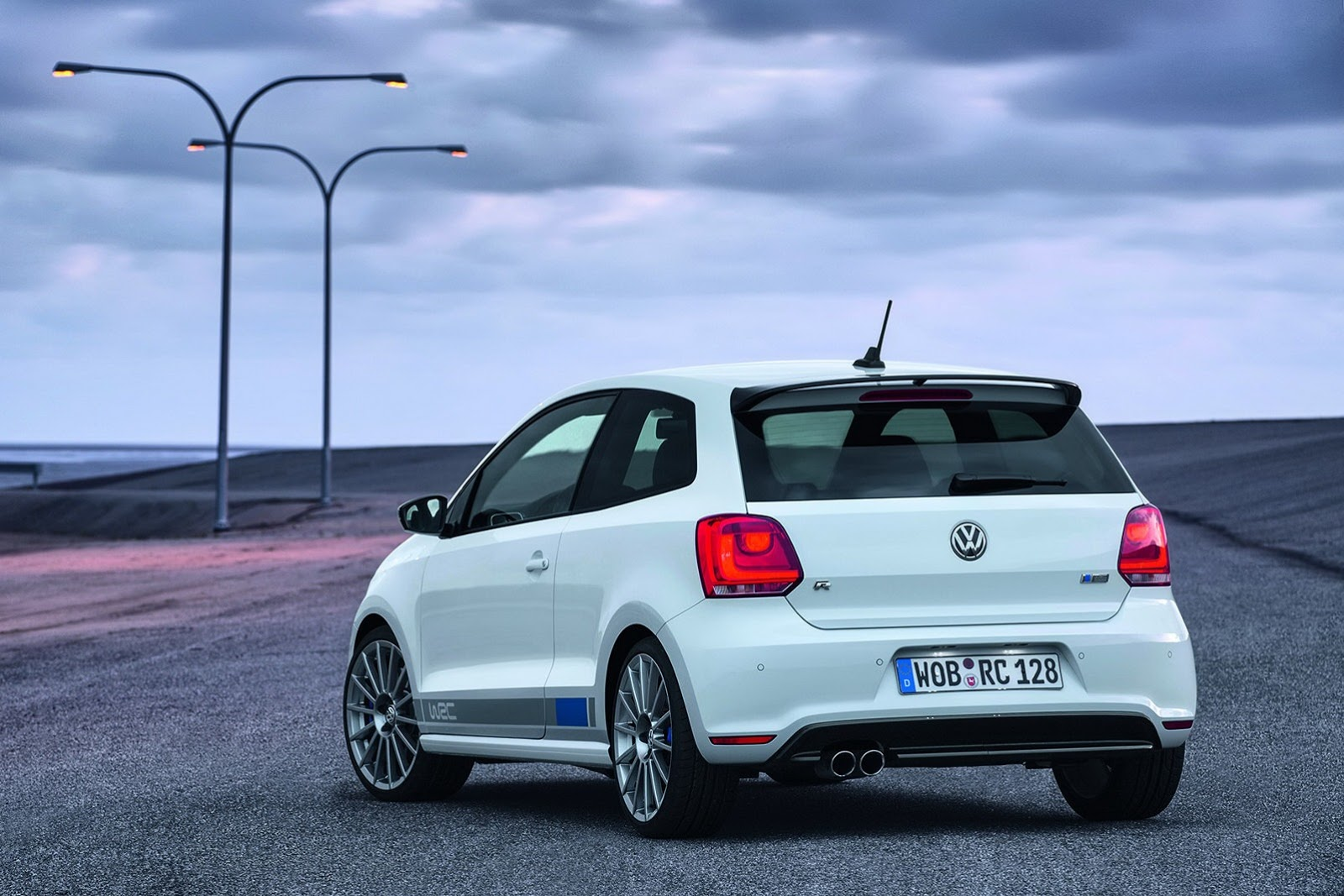 Volkswagen Polo R WRC Production Car: Pics Aplenty - autoevolution