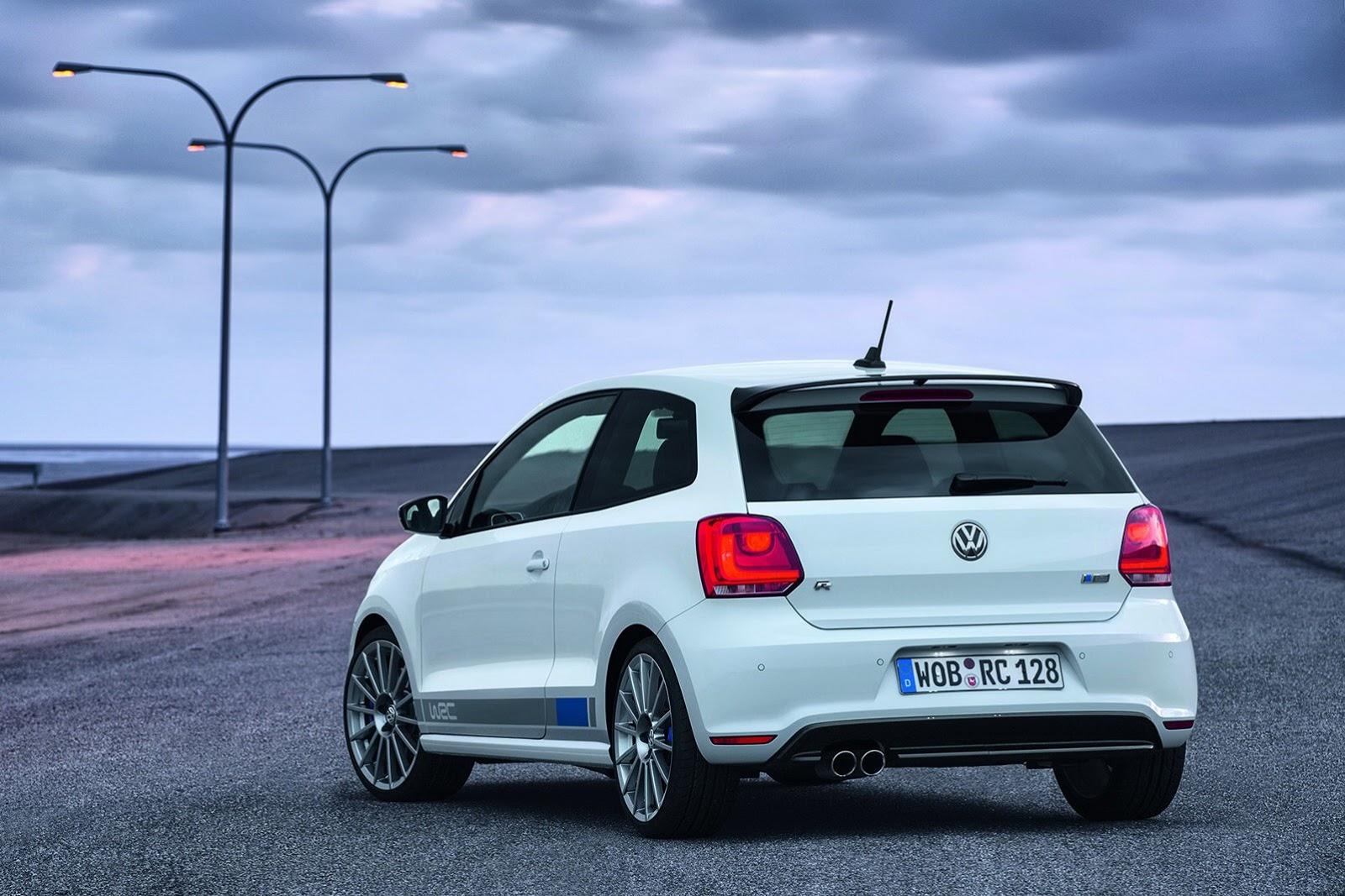 Volkswagen Polo R WRC Production Car: Pics Aplenty ...