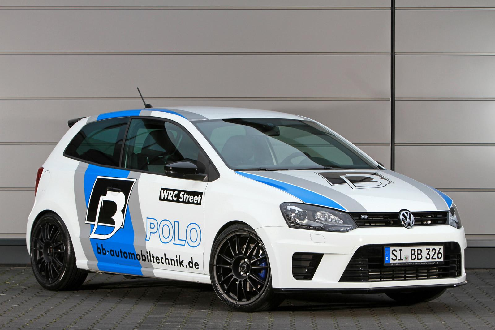 Volkswagen Polo R Wrc Tuned To 360 Hp