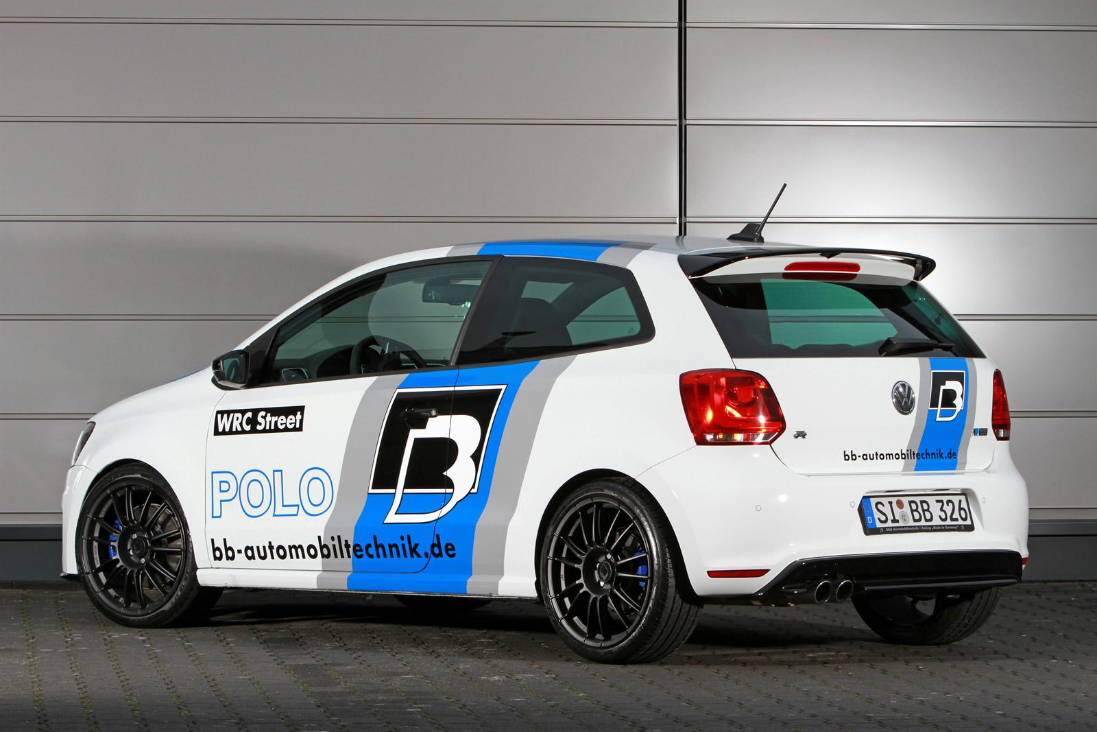 volkswagen polo r wrc tuned to 360 hp autoevolution. Black Bedroom Furniture Sets. Home Design Ideas