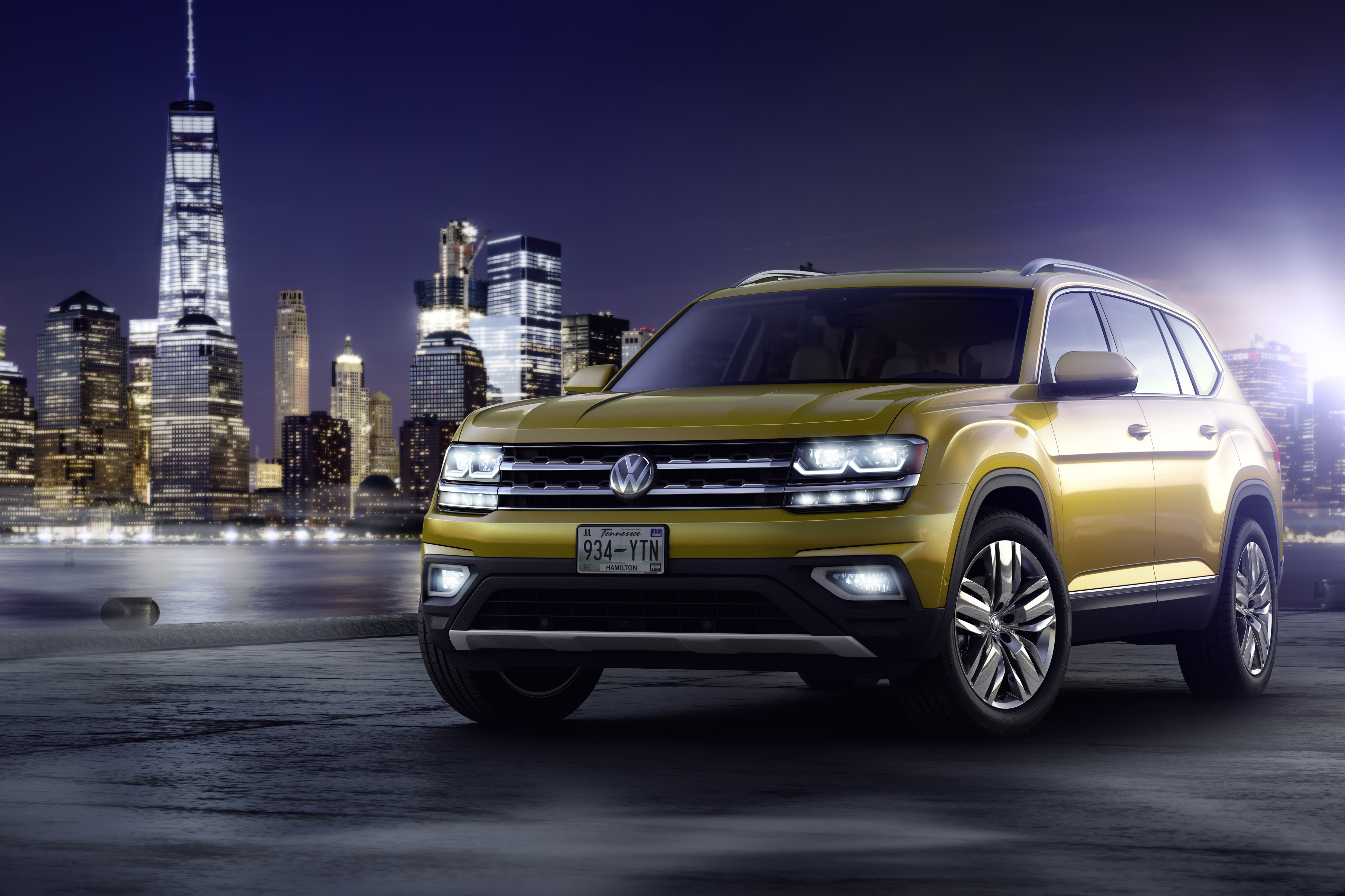 volkswagen prices u s built atlas suv from 30 500 autoevolution. Black Bedroom Furniture Sets. Home Design Ideas