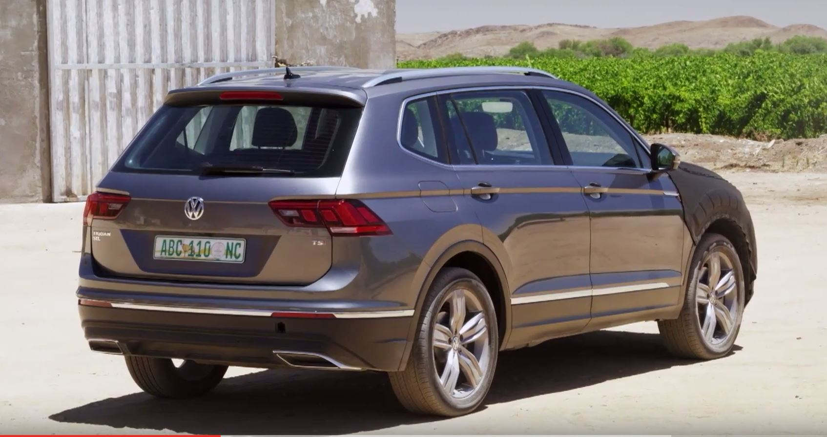 volkswagen releases video of the tiguan allspace arteon and up gti testing autoevolution. Black Bedroom Furniture Sets. Home Design Ideas