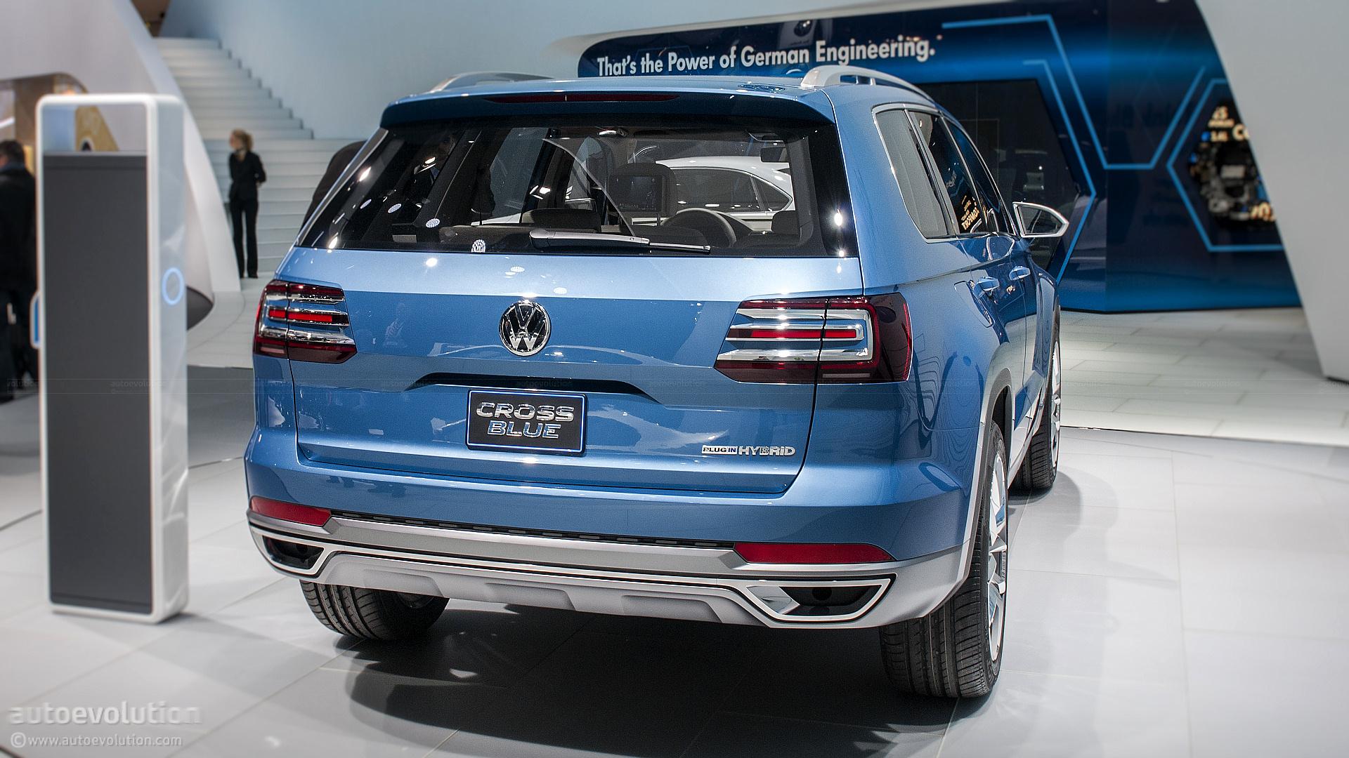 Volkswagen's New SUV Will Be Named Atlas, German Media Says ...
