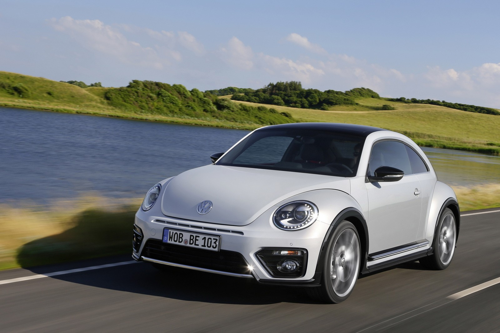 Volkswagen's Next-Generation Beetle Might Come After 2020