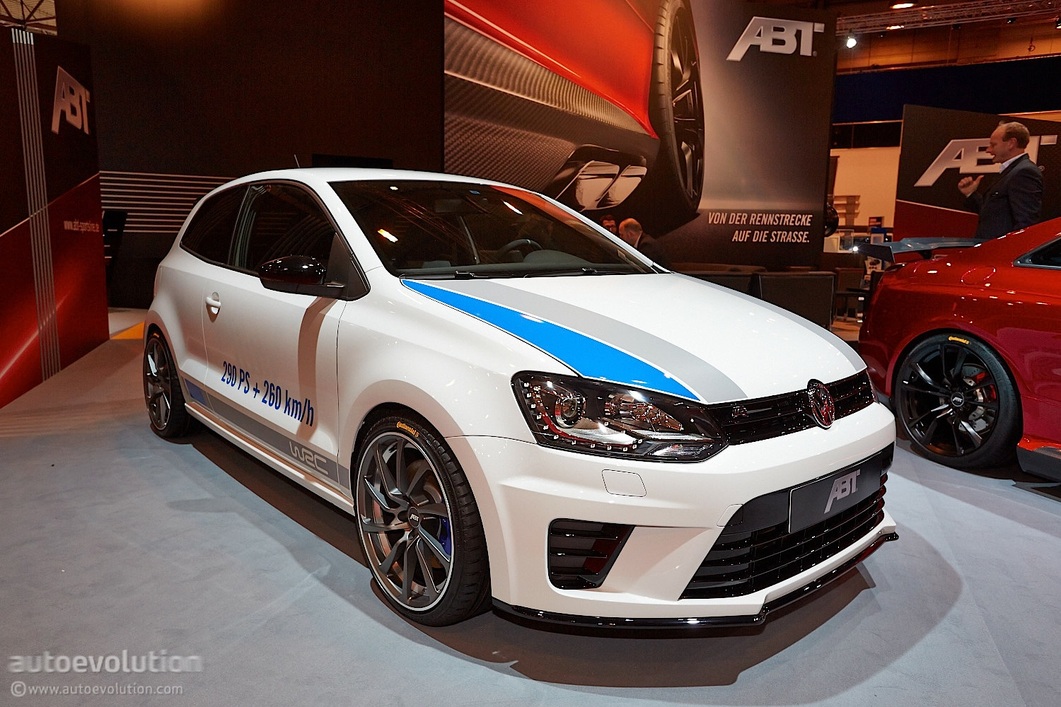 2015 volkswagen polo r four wheel drive 230 hp hot hatch coming autoevolution. Black Bedroom Furniture Sets. Home Design Ideas