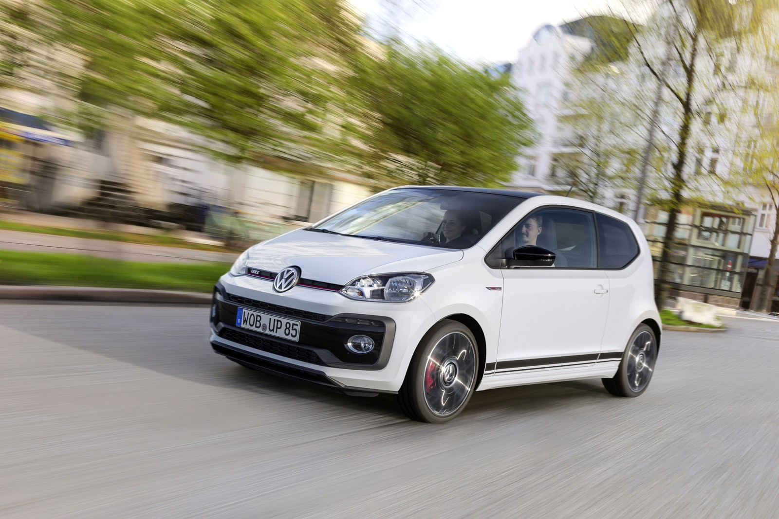 volkswagen says no to gti crossover only up polo and golf autoevolution. Black Bedroom Furniture Sets. Home Design Ideas