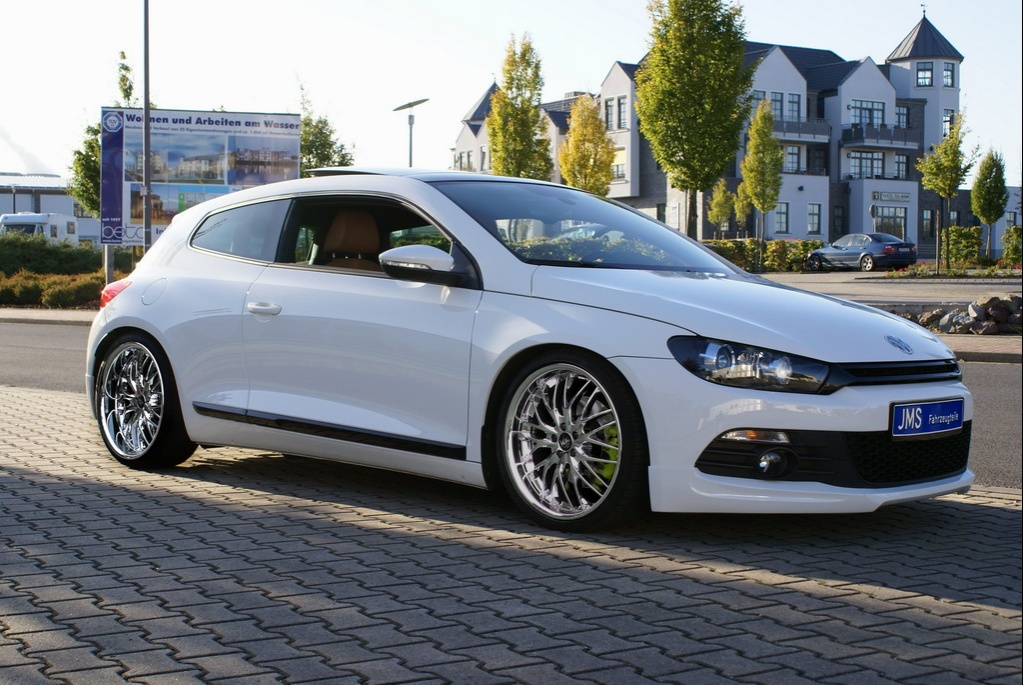 volkswagen scirocco enters the jms racelook zone. Black Bedroom Furniture Sets. Home Design Ideas