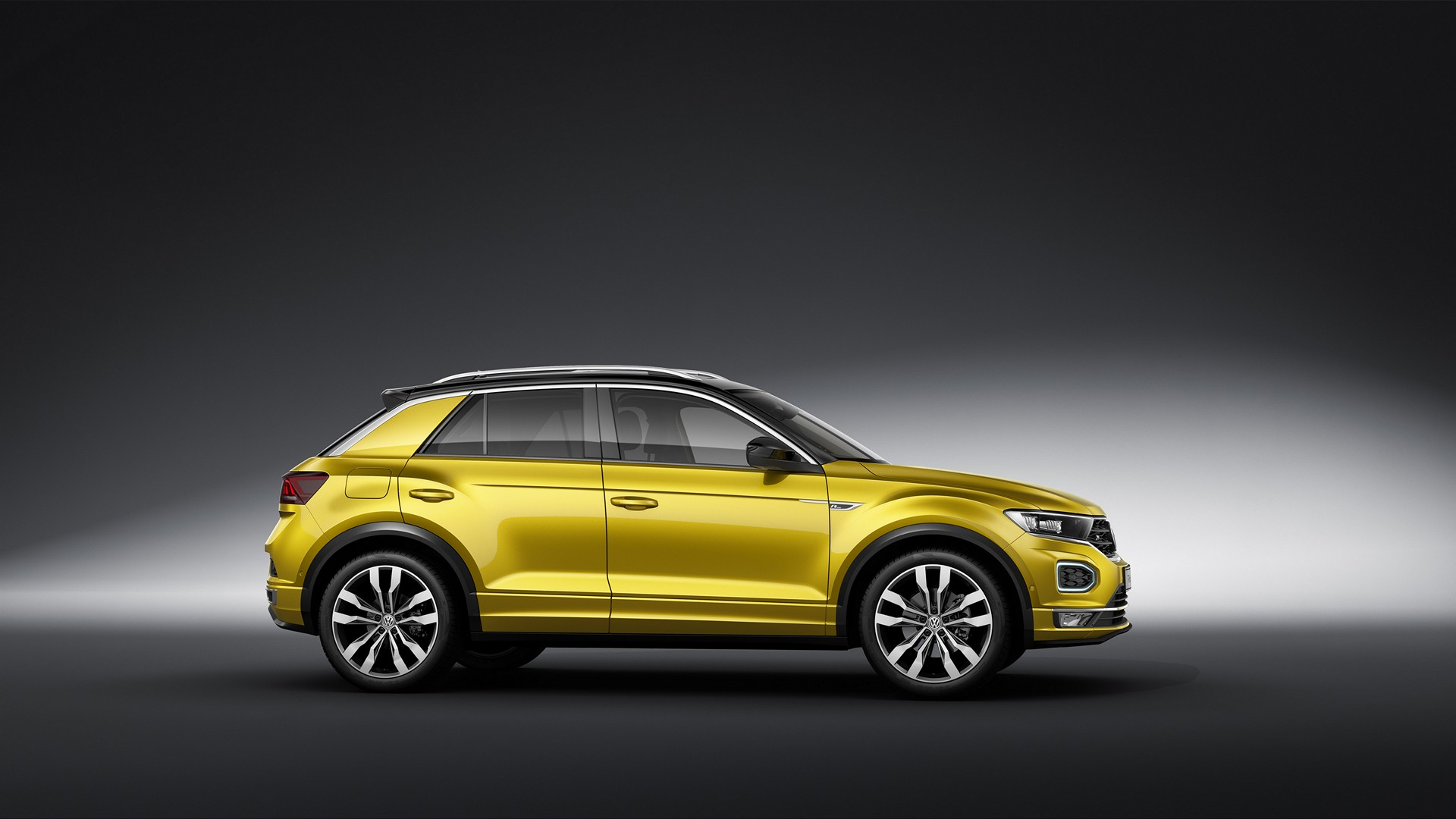 does this vw t roc r rendering look hot enough autoevolution. Black Bedroom Furniture Sets. Home Design Ideas