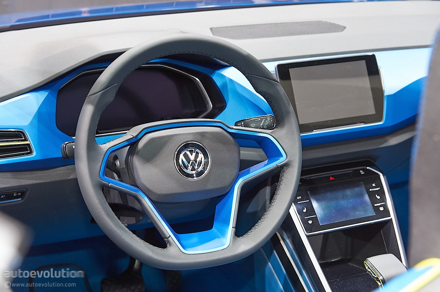 Volkswagen T Roc Concept Hints At Future Crossover Live
