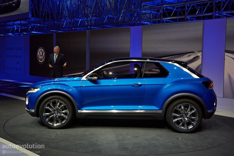 Atlas Auto Sales >> Volkswagen T-ROC Will Go On Sale In Late 2017 - autoevolution