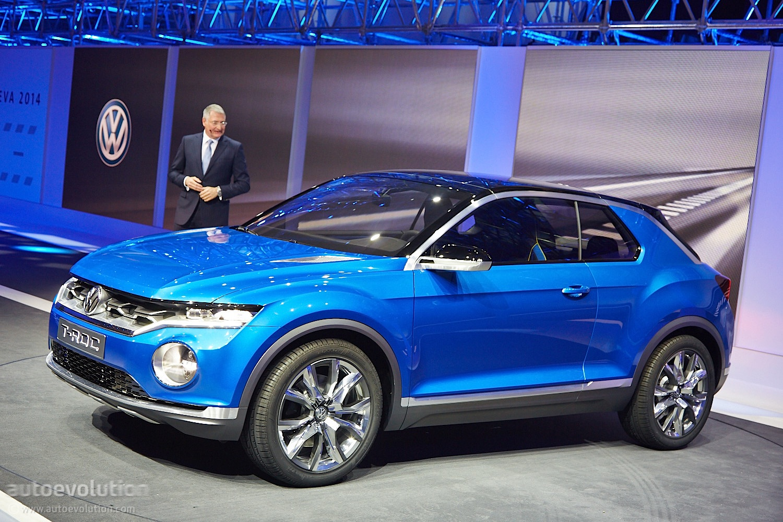 Volkswagen T Roc Will Go On Sale In Late 2017 Autoevolution