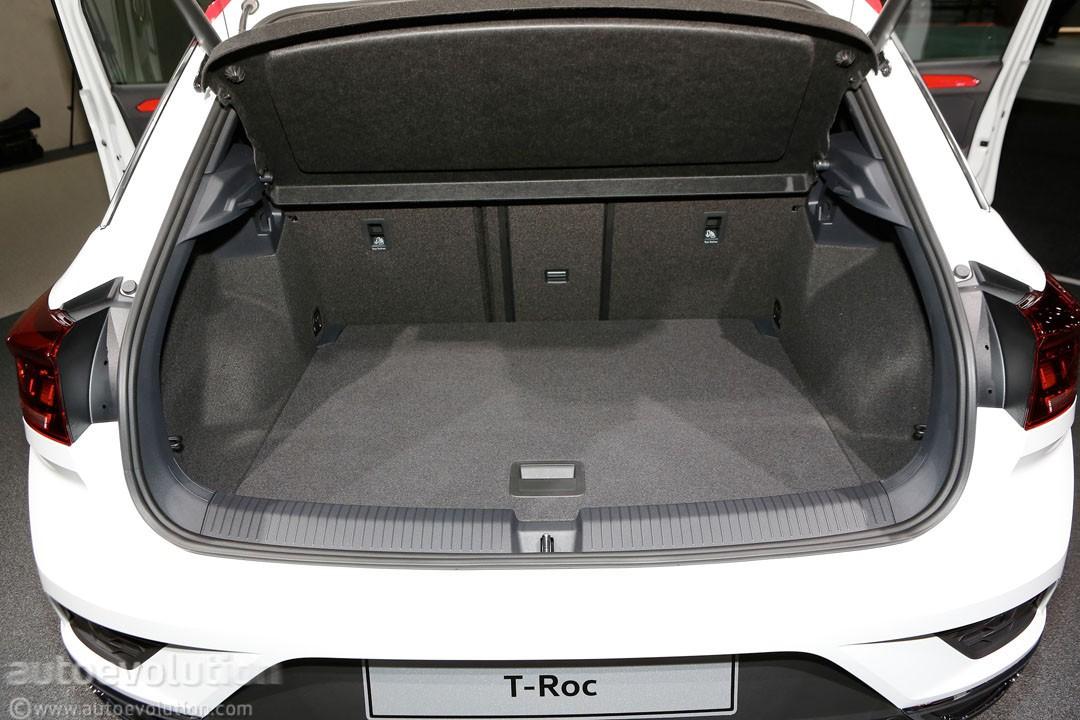 2020 VW Tiguan: Design, Specs, Price >> Vw T Roc Dimensions. vw t roc revealed news photos specs ...