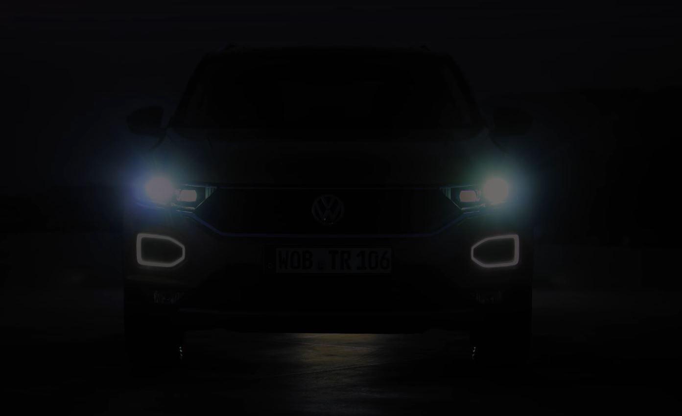 Countdown to Volkswagen T-Roc unveil