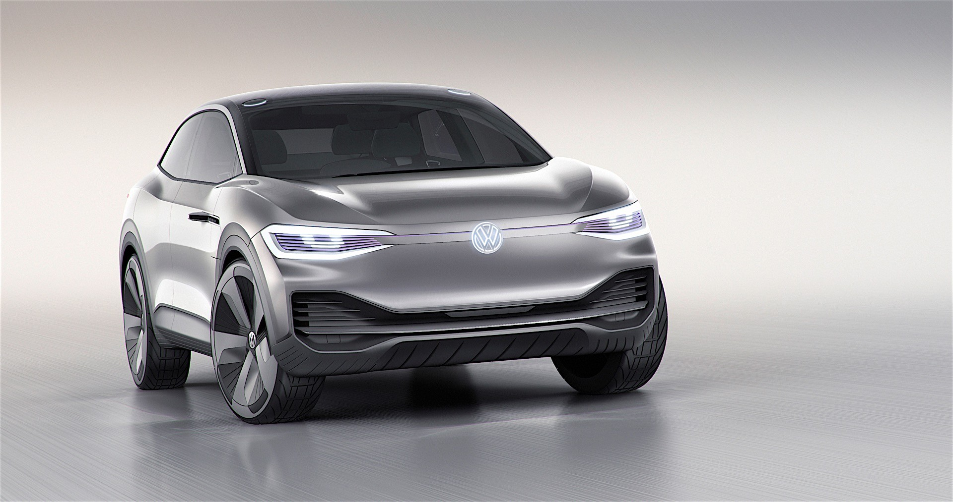 Vw S I D Crozz Electric Crossover Launch Might Skip Ahead One Year To 2019