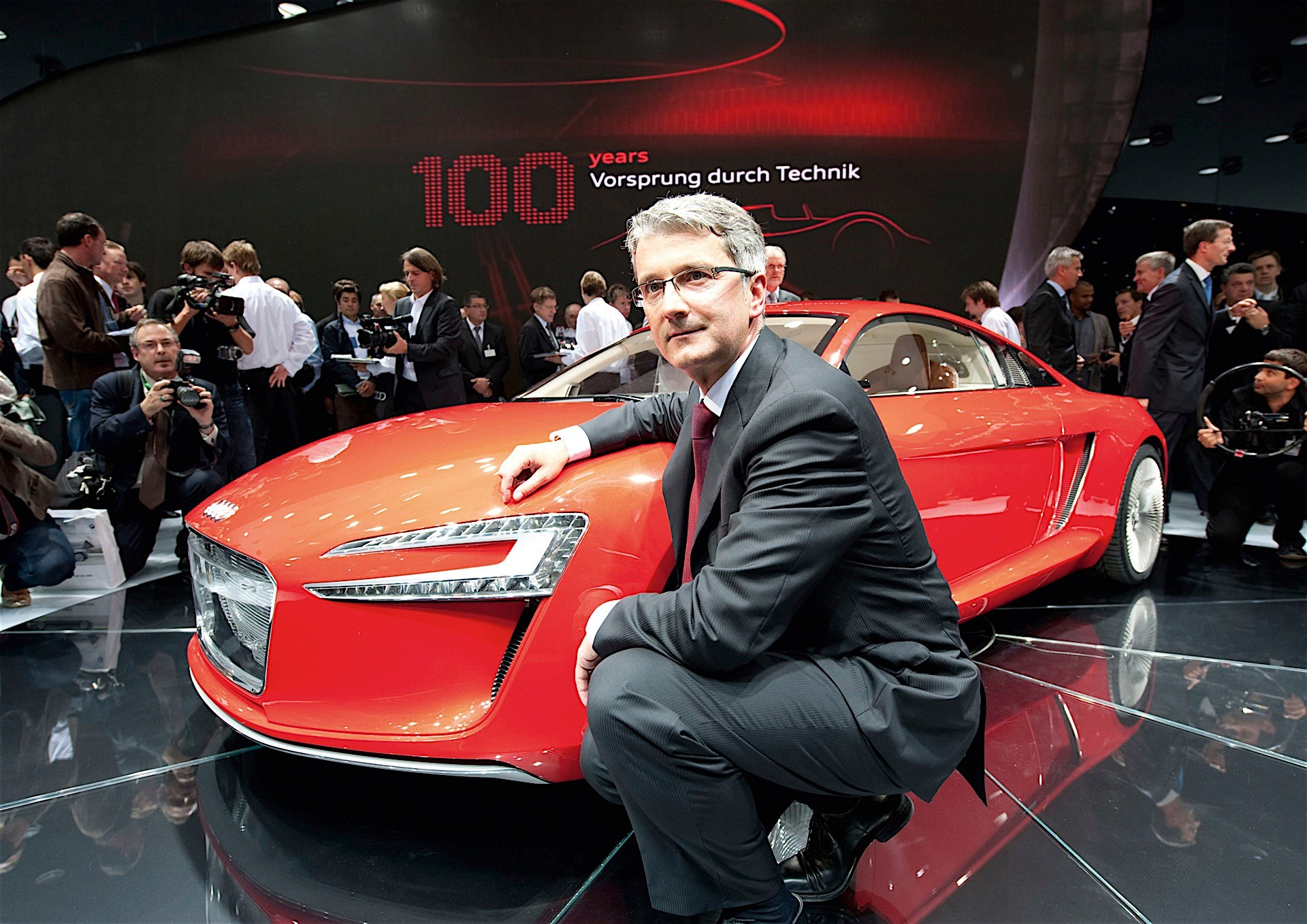 Audi CEO Rupert Stadler Had To Pay 12,500 Euro For Party Started On Company Dime - autoevolution