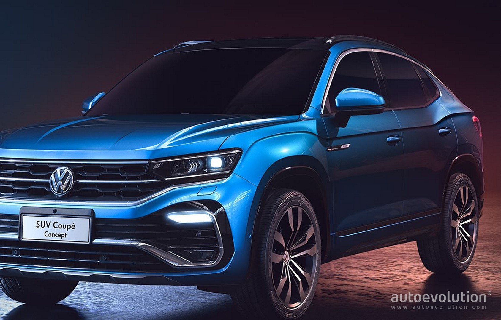 volkswagen teramont x atlas coupe and possible tiguan