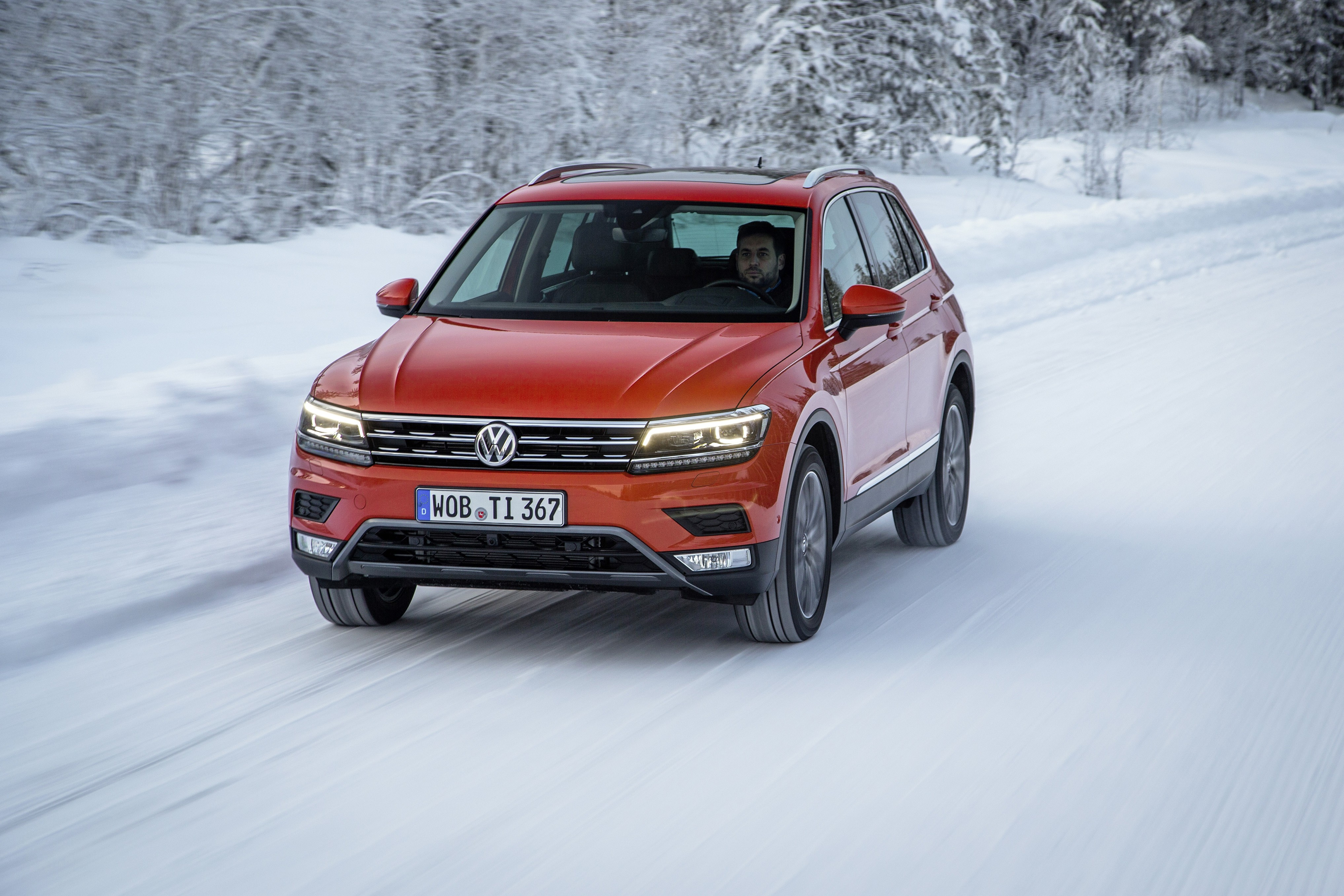 Volkswagen To Introduce Particulate Filter For Gasoline Engines In Tiguan Fuel 14 Tsi