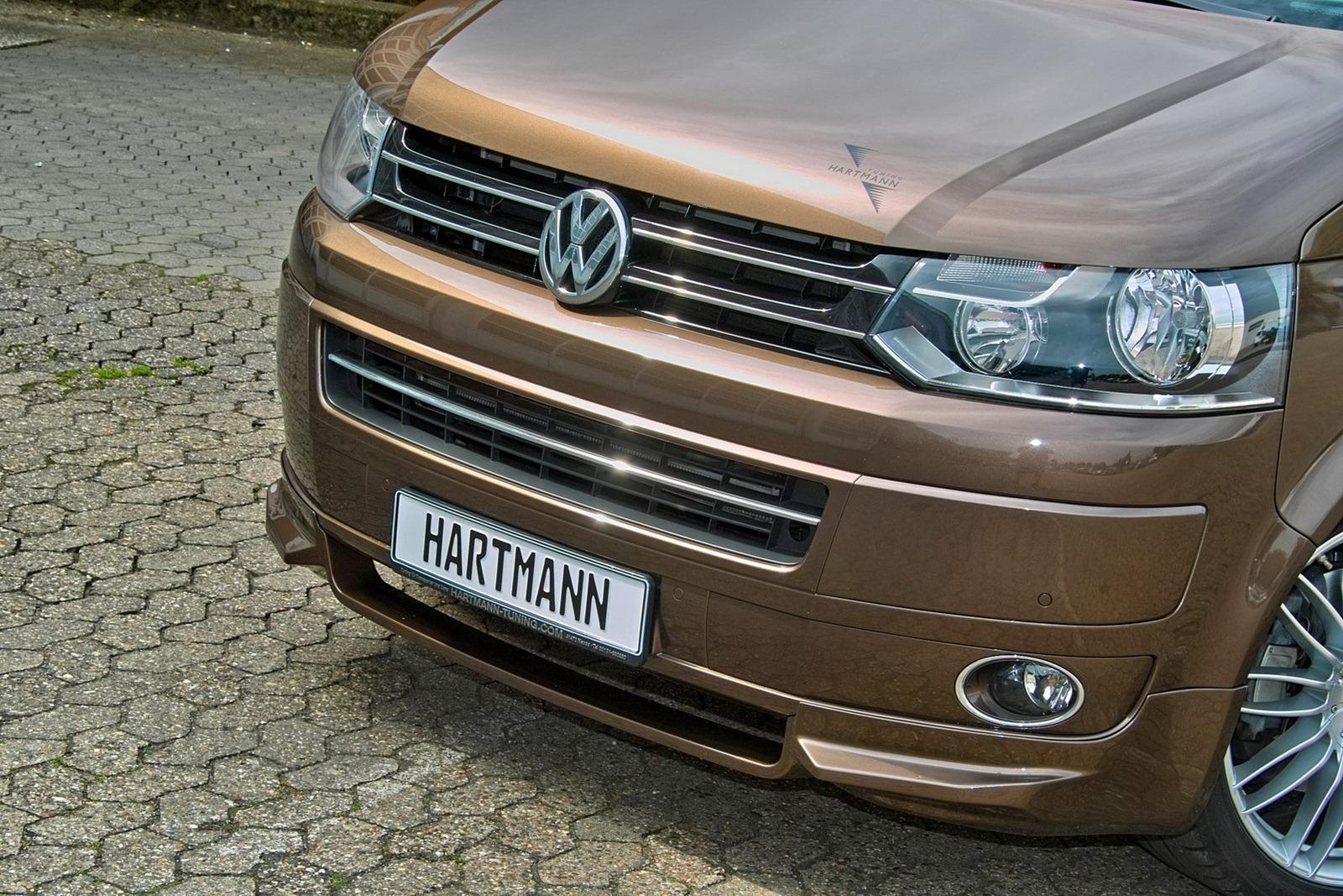 Volkswagen Transporter T5 Made Even Cooler by Hartmann - autoevolution