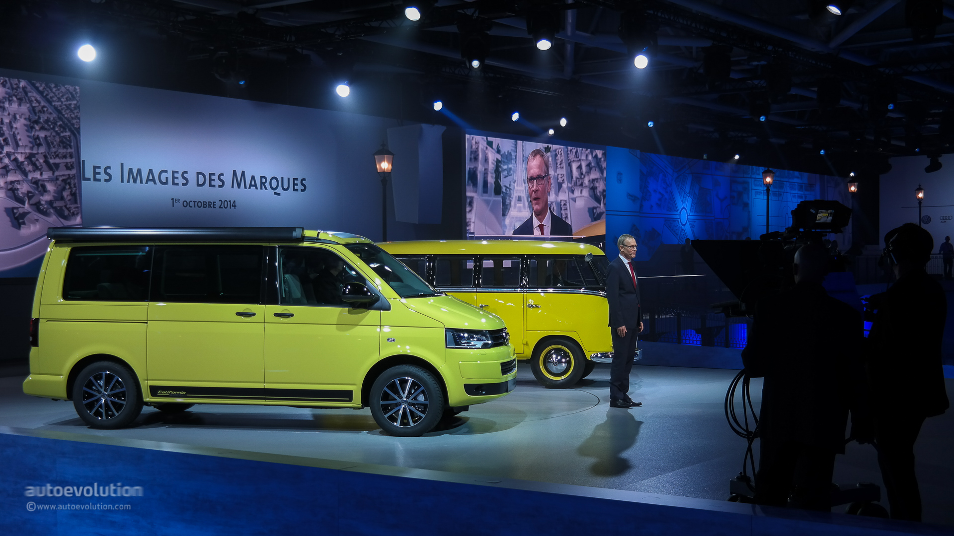 Volkswagen Tristar Signals the VW T6 Van is Coming [Live Photos] - autoevolution