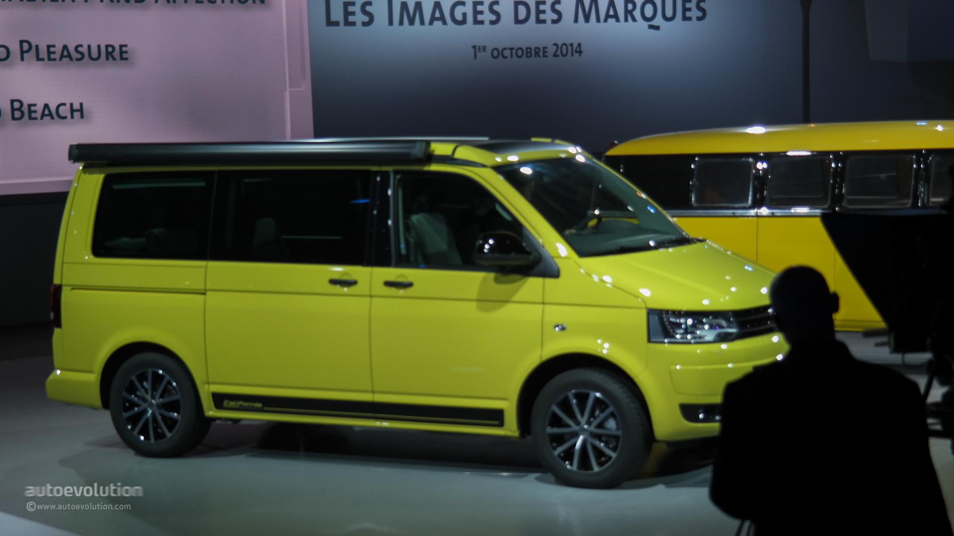 volkswagen tristar signals the vw t6 van is coming live photos autoevolution. Black Bedroom Furniture Sets. Home Design Ideas