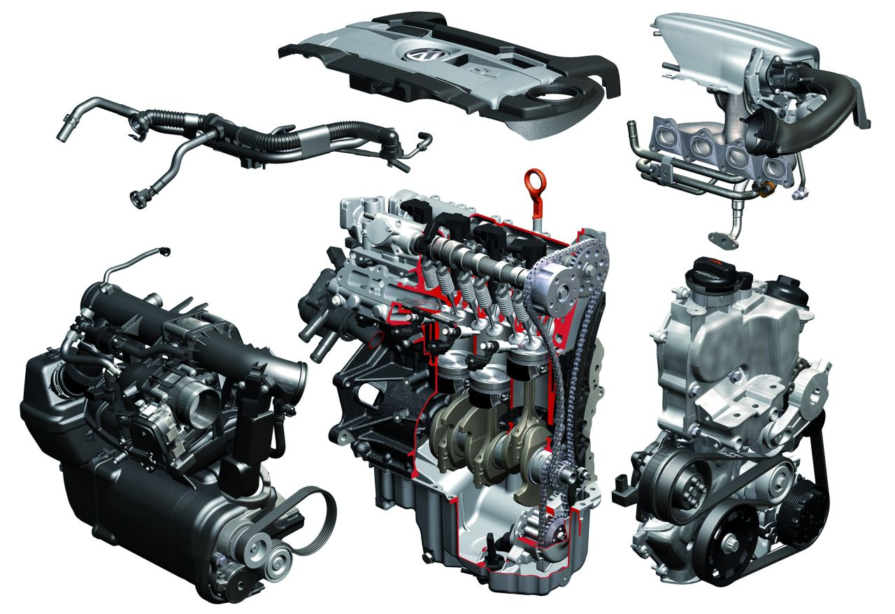 Volkswagen Tsi Engines Explained on 2004 Dodge Ram Egr Valve