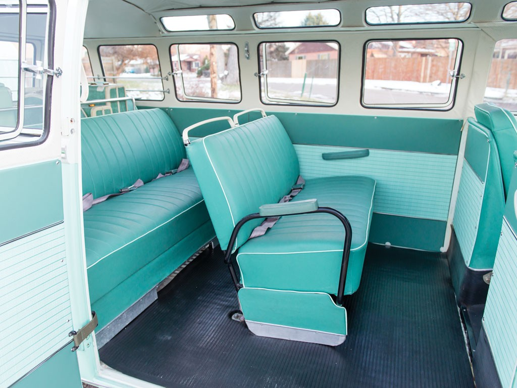 Volkswagen Type 2 23-Window Microbus with Eriba Puck Camper Up for Auction - autoevolution