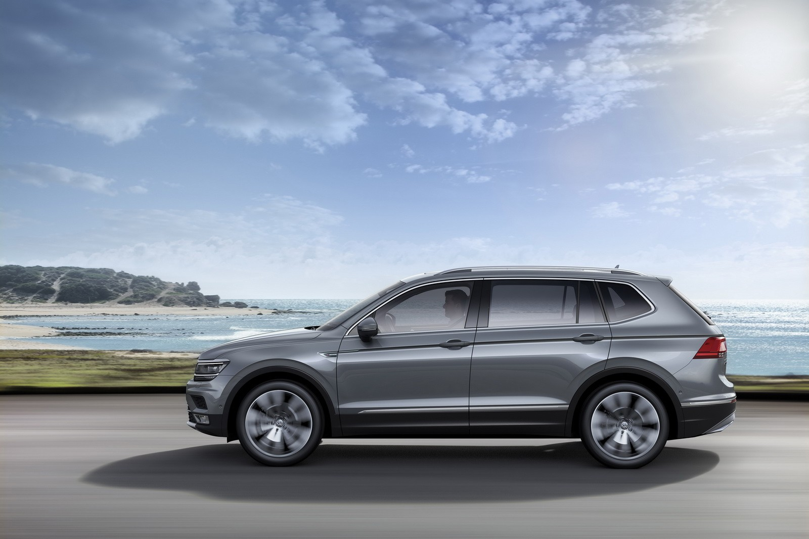 Volkswagen Unveils Tiguan Allspace 7 Seater For Europe We Want A