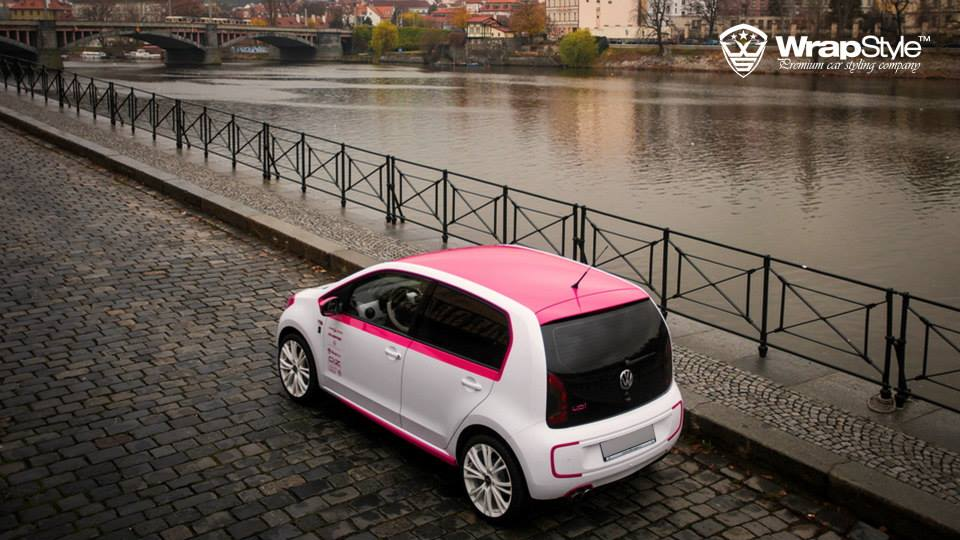 Volkswagen Up Becomes Perfect Mother S Car Autoevolution
