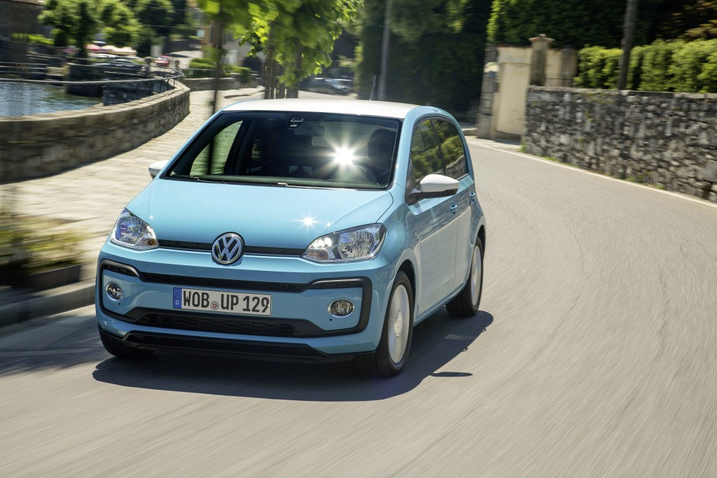 All-New Skoda Citigo Coming in 2018 with EV Powertrain and Distinctive Styling - autoevolution