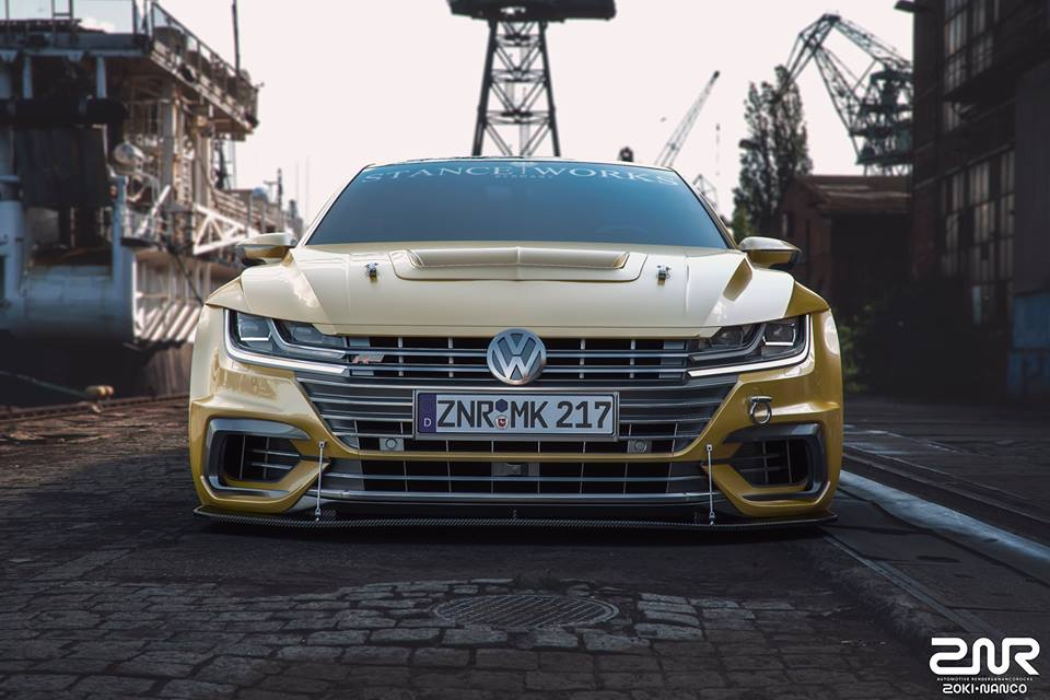 volkswagen wants r versions of tiguan touareg and arteon to battle amg autoevolution. Black Bedroom Furniture Sets. Home Design Ideas