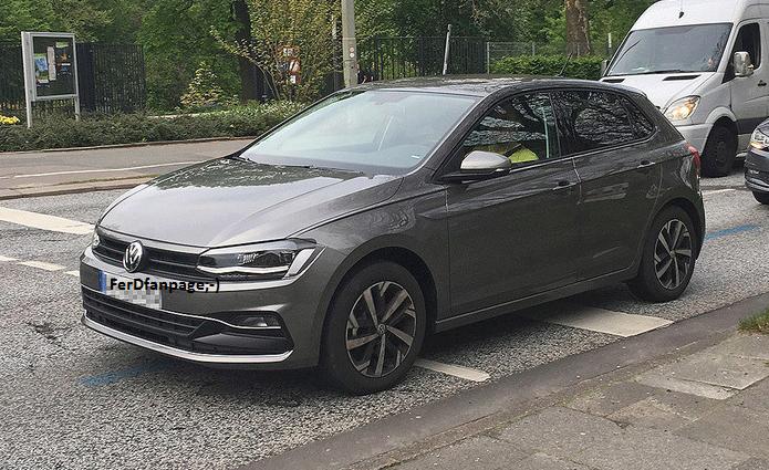 Volkswagen Will Reveal Polo Mk6 On June 16 2017