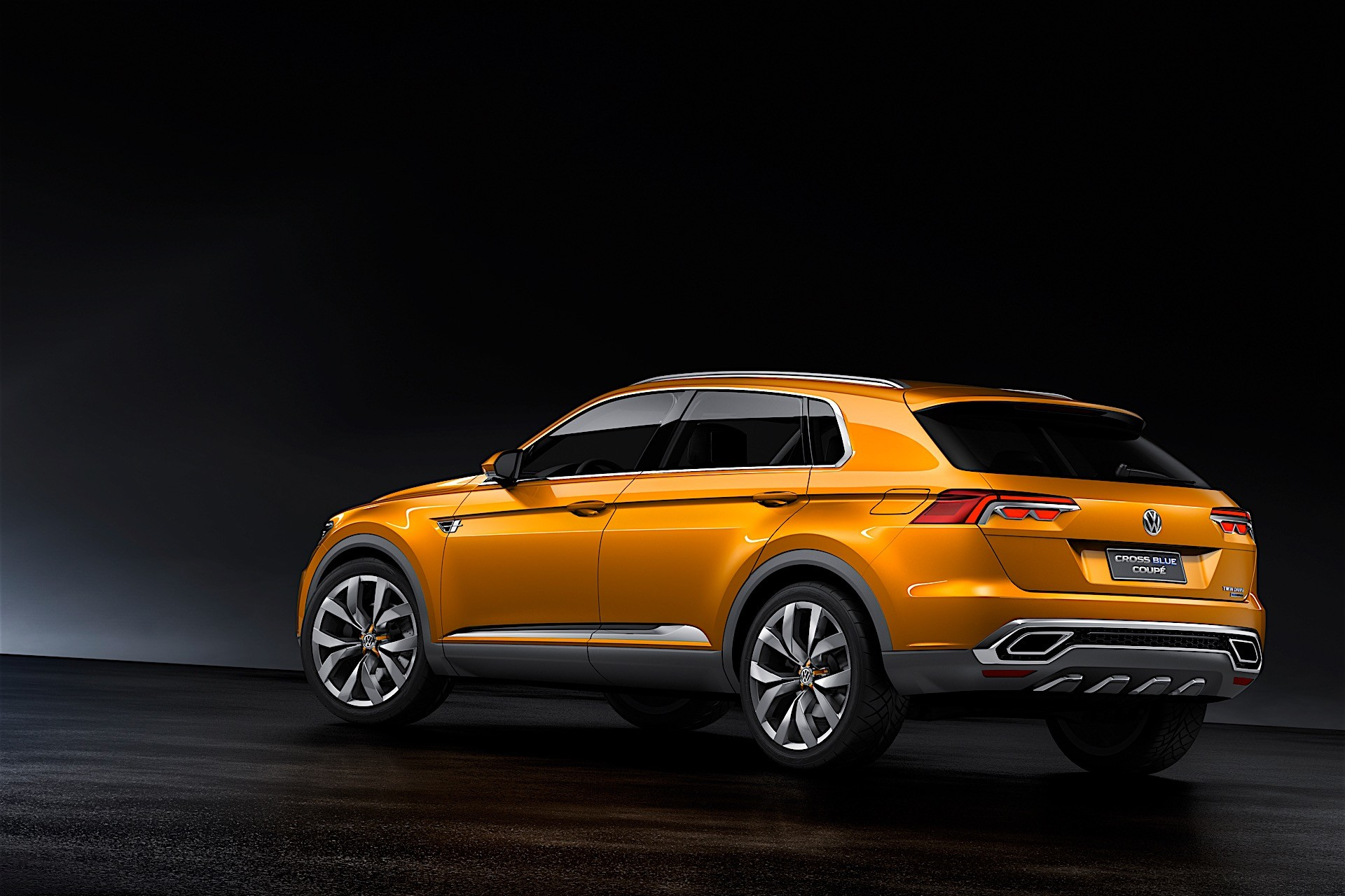 Volkswagen's Next SUV Might Be Called Teramont, Other Names Still On Table - autoevolution