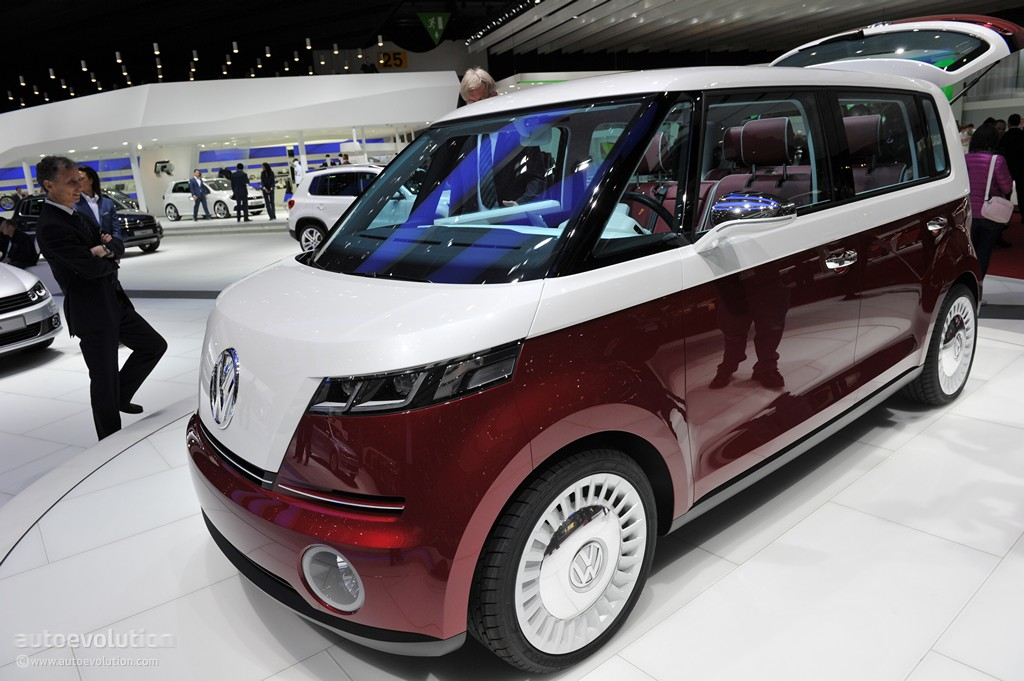 Volkswagen To Show New Microbus Concept At 2016 Ces Report Says Autoevolution