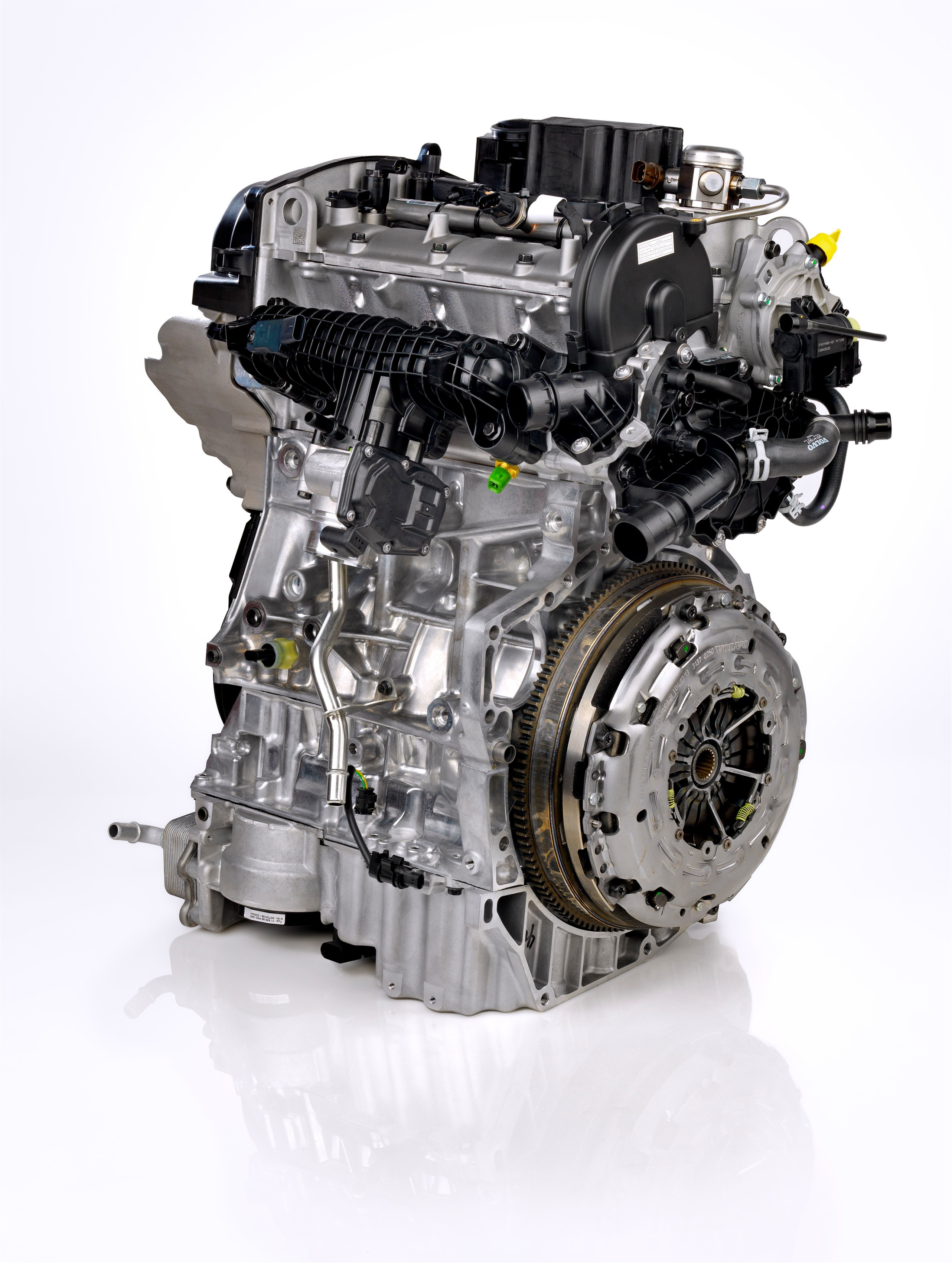 Volvo 1.5 Drive-E 3-Cylinder Teased, to Produce Up To 180 HP on CMA Platform Cars - autoevolution