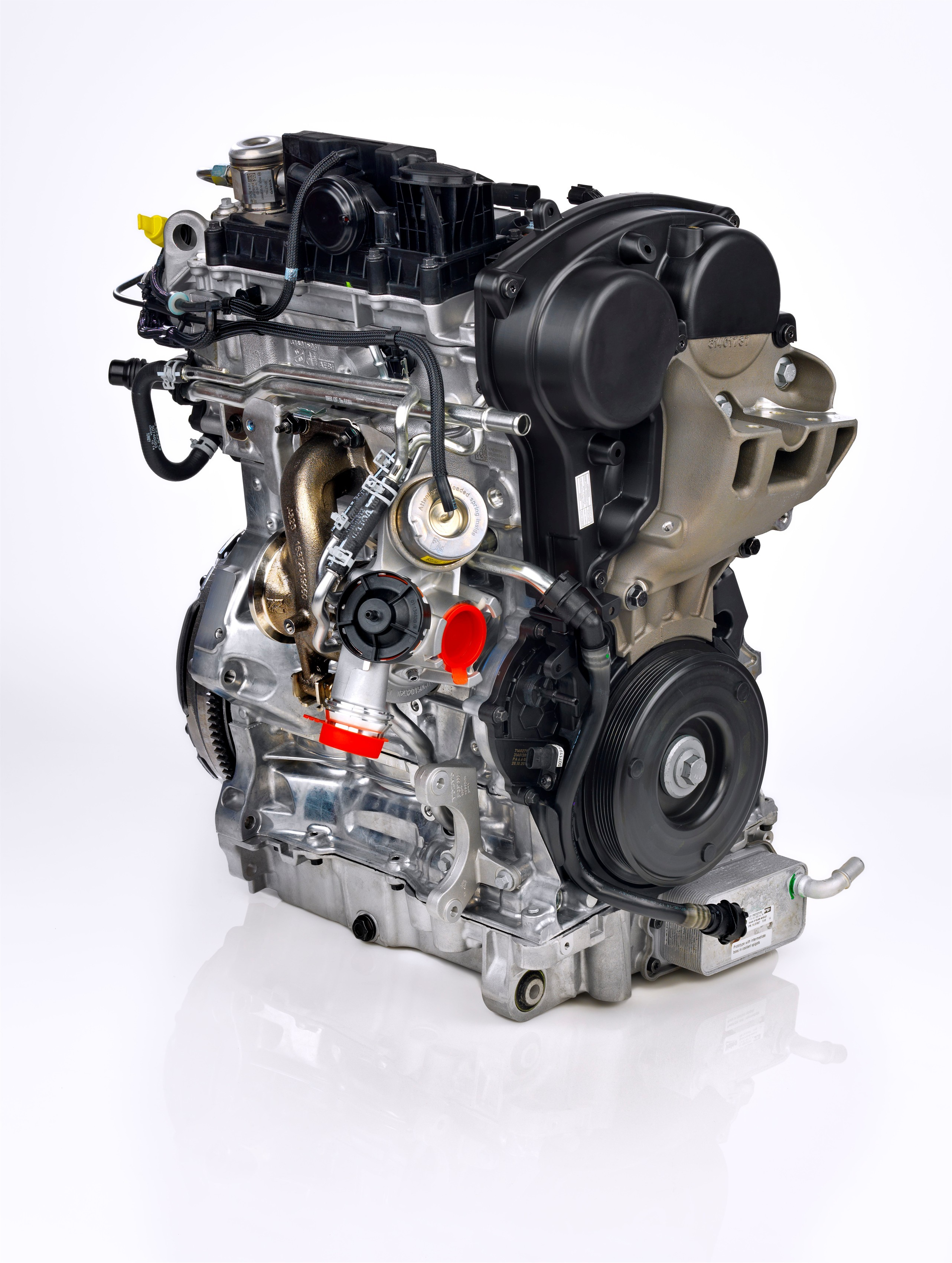Volvo 1.5 Drive-E 3-Cylinder Teased, to Produce Up To 180 ...
