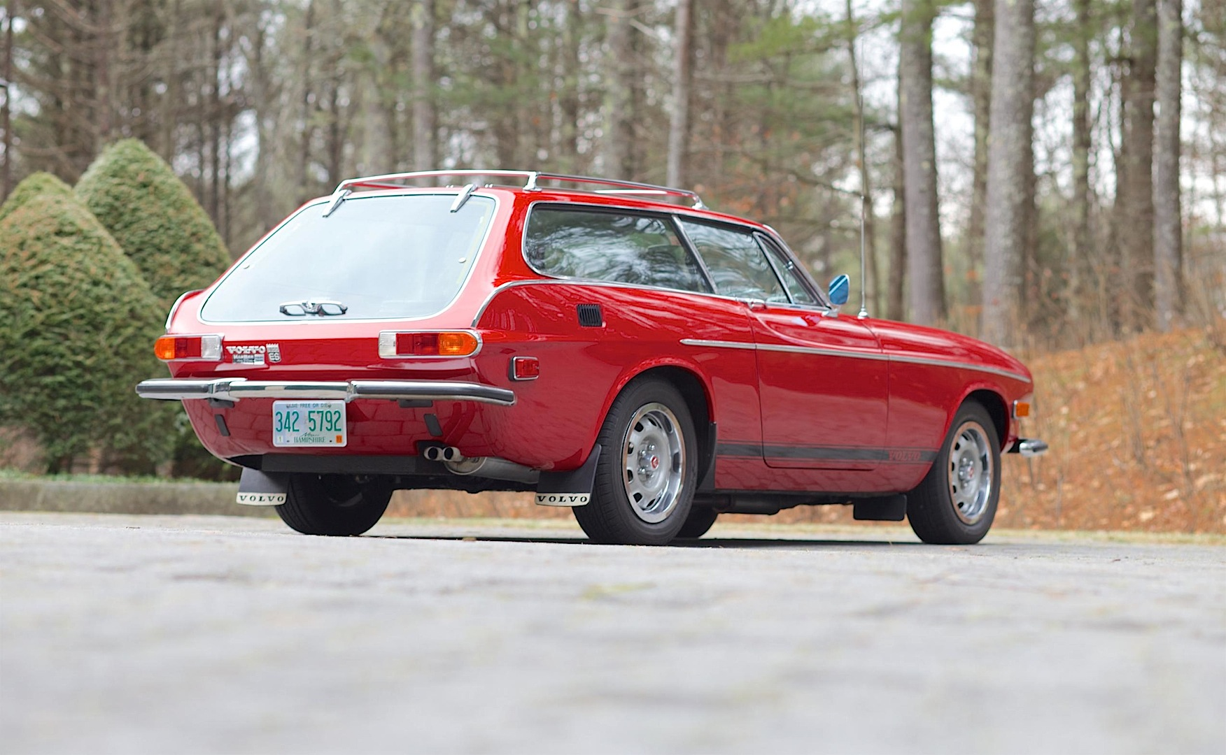 Volvo 1800ES Sold at Auction for Record-Breaking $92,400 ...