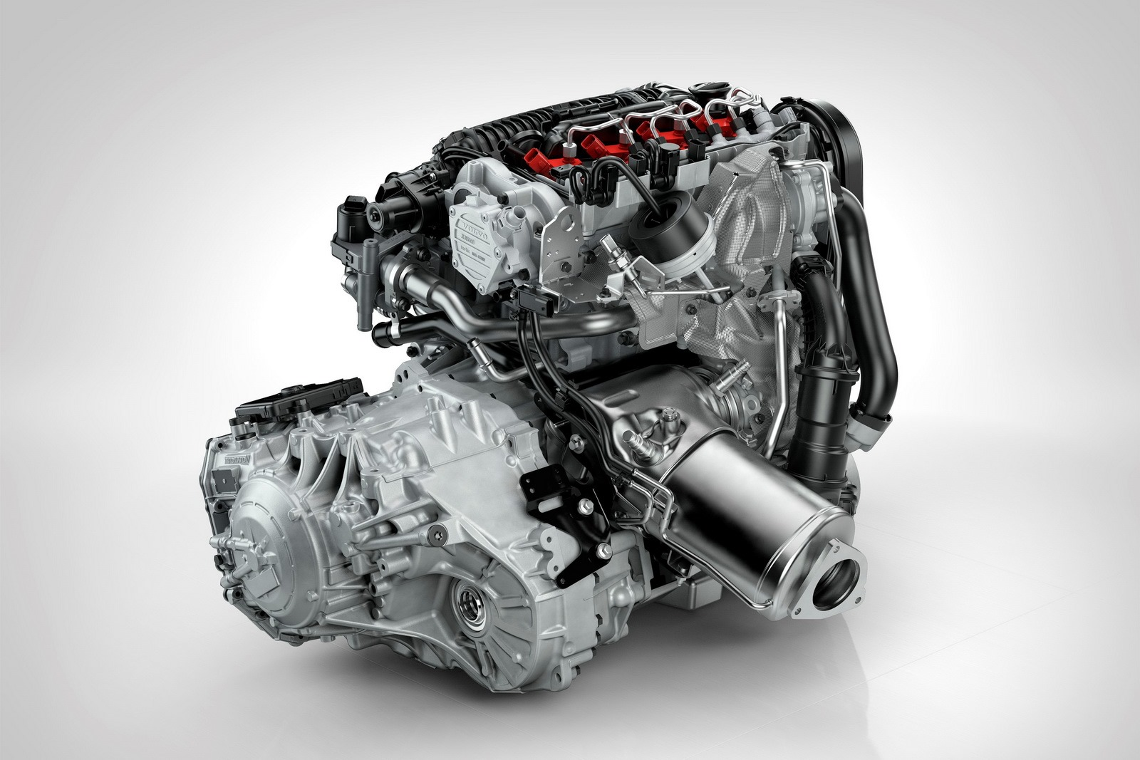 Volvo Announces New Engines Sub G Km D And Powerful Twin Charged T Liter on Volvo V70 Engine
