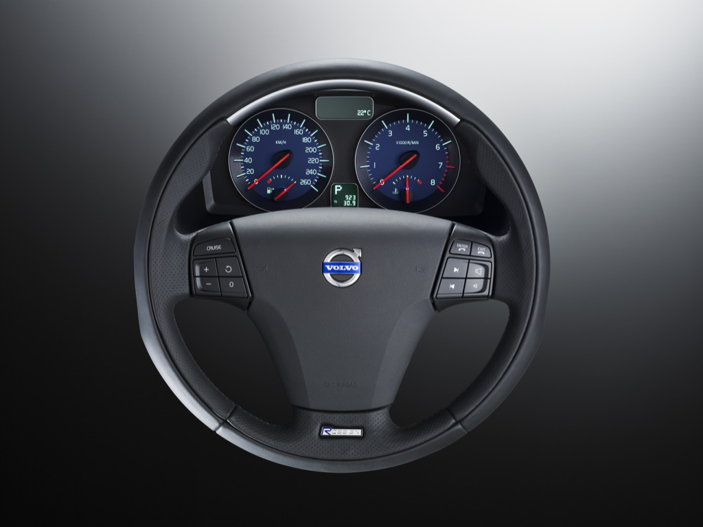 Volvo C30, S40 and V50 DRIVe, R-Design Style - autoevolution