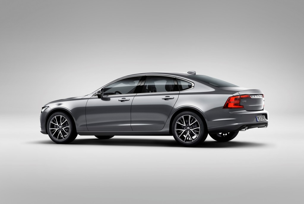 But Then Again The 2018 Volvo S90 Also Costs More Than 2017 Model Year To Point 1 150 So Why Did T5 Momentum Which Used Be