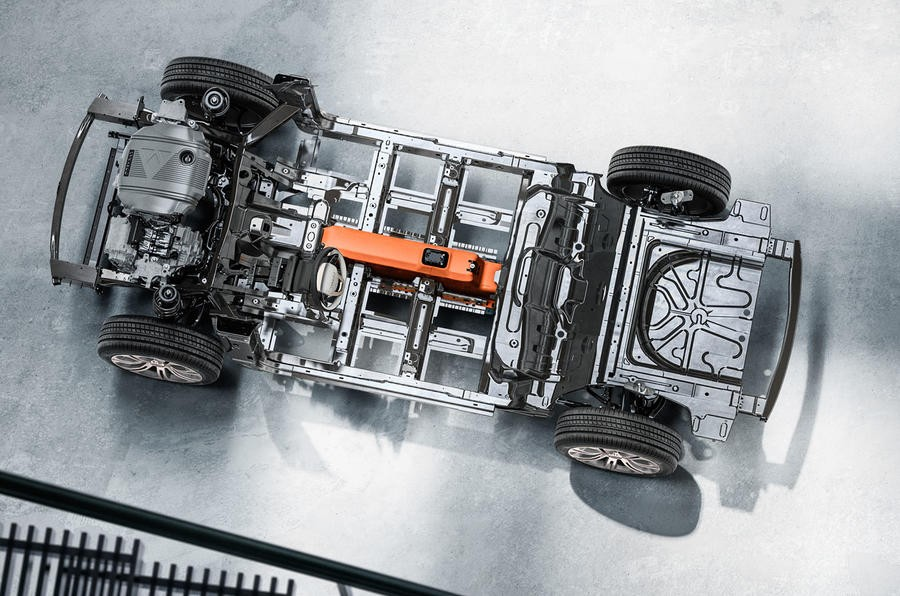 Volvo CMA-based Lynk & Co 01 Concept Is the Most Connected Car In the World - autoevolution