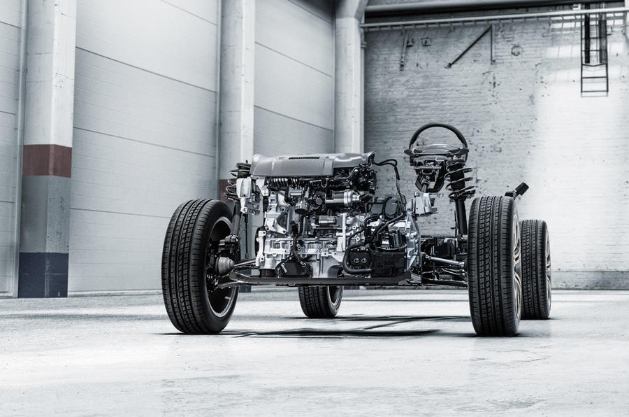 Volvo CMA-based Lynk & Co 01 Concept Is the Most Connected ...