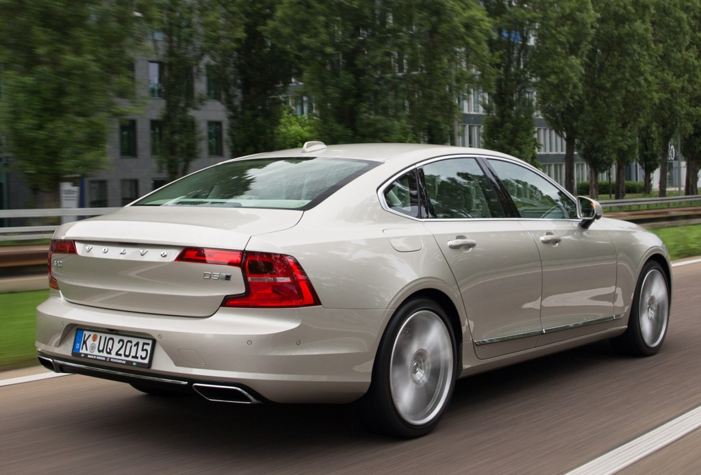 Volvo S90 Production Moving to China, Other 90 Series Models Remain in Sweden - autoevolution